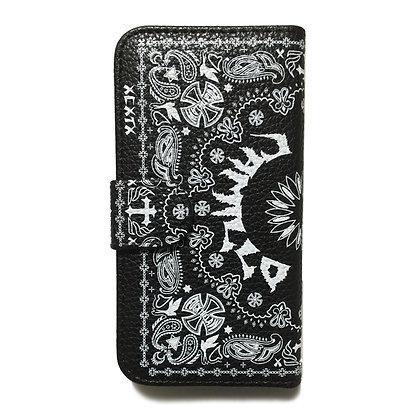 Camillo x MIDORI sk8  iphone case <Black>