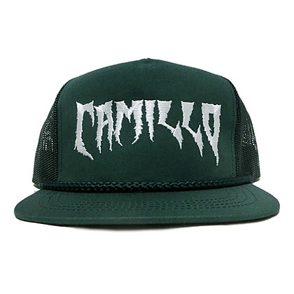 CAMILLO DEVIL MESHCAP <GREEN>