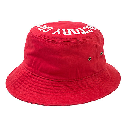 UNCHAIN factory Bucket hat <red>