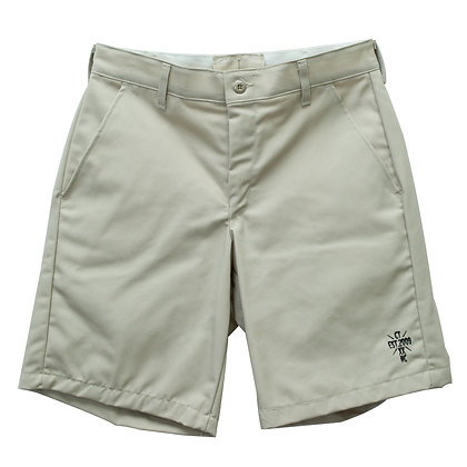 CAMILLO 10th ANNIVERSARY WORK SHORT PANTS <BEIGE>