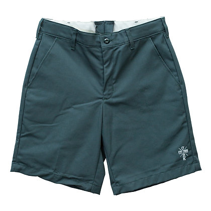 CAMILLO 10th ANNIVERSARY WORK SHORT PANTS <SPRUCE GREEN>