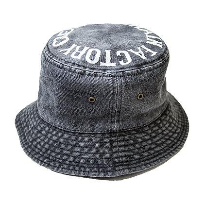 UNCHAIN factory Bucket hat <denim black>