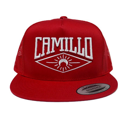 Camillo SHINING MESHCAP ( RED )