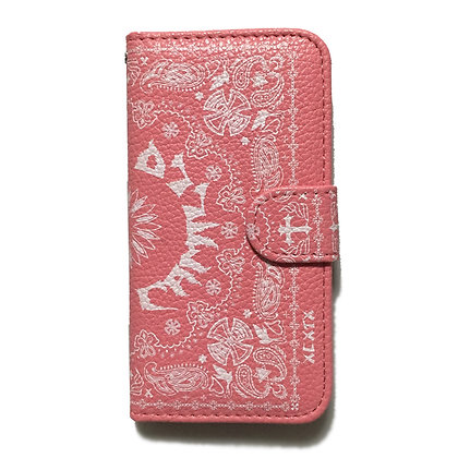 Camillo x MIDORI sk8  iphone case  <Pink>