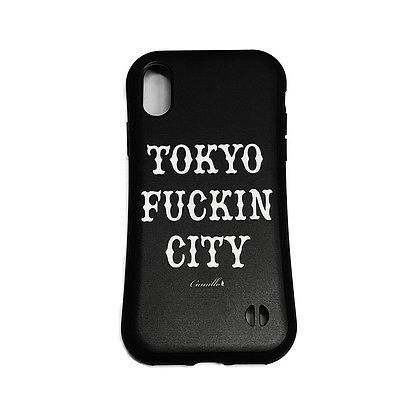 CAMILLO TOKYO FUCKIN CITY iphone case ( BLACK )