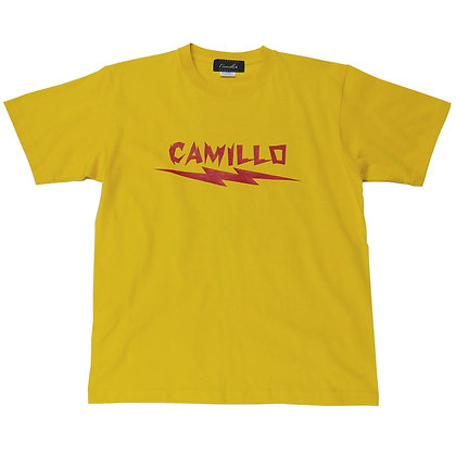 CAMILLO X BONE TEE ( YELLOW )