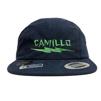 CAMILLO X BONE Water Repellent Cap ( NAVY )