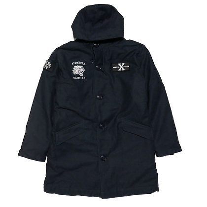 CAMILLO N2 DECK COAT (NAVY)