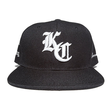 Camillo x tattoos by bong x Others KC collaboration snapback cap