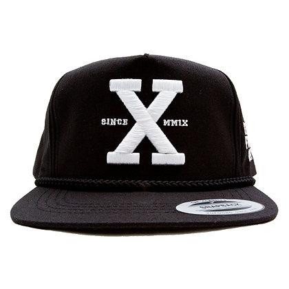 CAMILLO 10th ANNIVERSARY SNAPBACK CAP <BLACK>