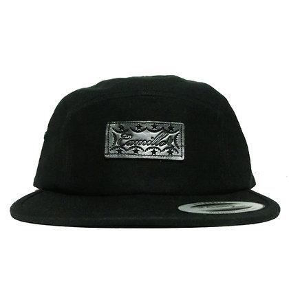 JOCKY CAP < BLACK >