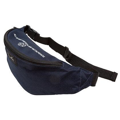 DEVIL CAMILLO Waist Porch Bag <NAVY>