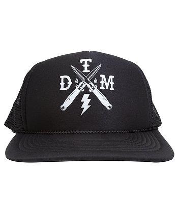 CAMILLO D.T.M MESH CAP < 4 COLOR >