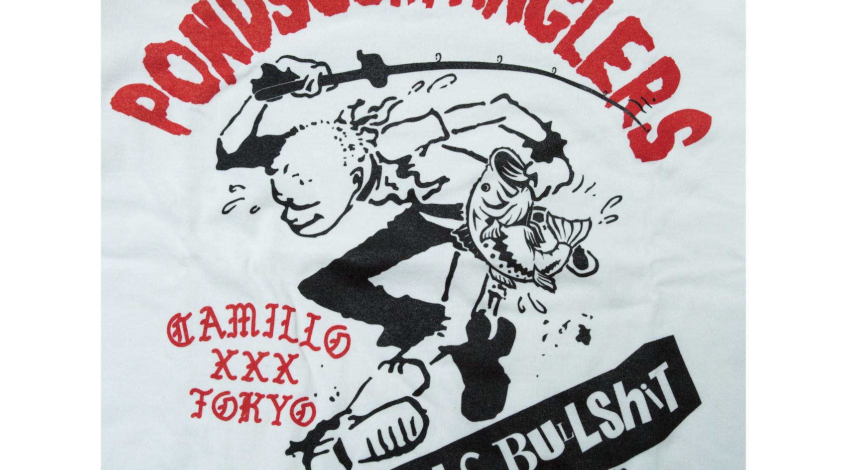 CAMILLO x PONDSCUM ANGLERS