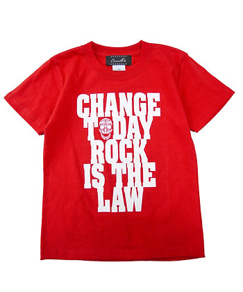 (KIDS) CAMILLO 2009 REVIVAL TEE (HI-RED)