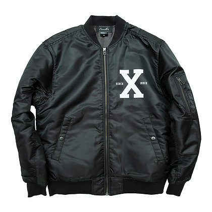 CAMILLO X NEUTRAL MA1 JACKET  (BLACK)