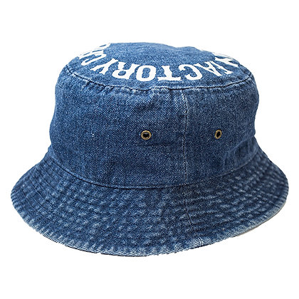 UNCHAIN factory Bucket hat <denim indigo>