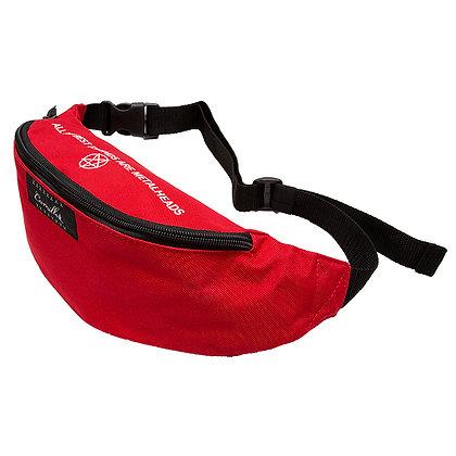DEVIL CAMILLO Waist Porch Bag <CLASSIC RED>