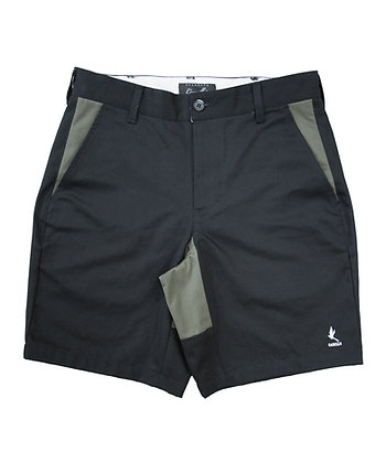CAMILLO 10TH ANNIVERSARY SHORT PANTS ( BLACK )