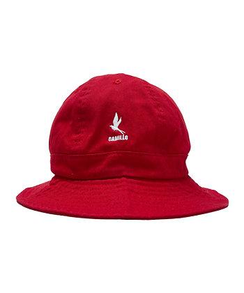 CAMILLO TSUBAME HAT (RED)