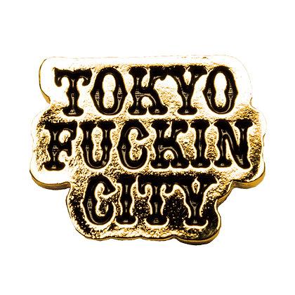 CAMILLO TOKYO FUCKIN CITY PINS <GOLD>