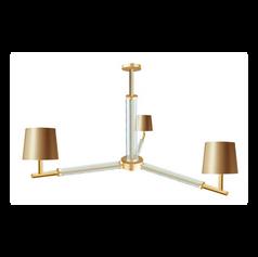 3 LIGHTS LAMP