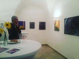 Dandelion Exhibition Haus St. Stephan  26 Sep 2015