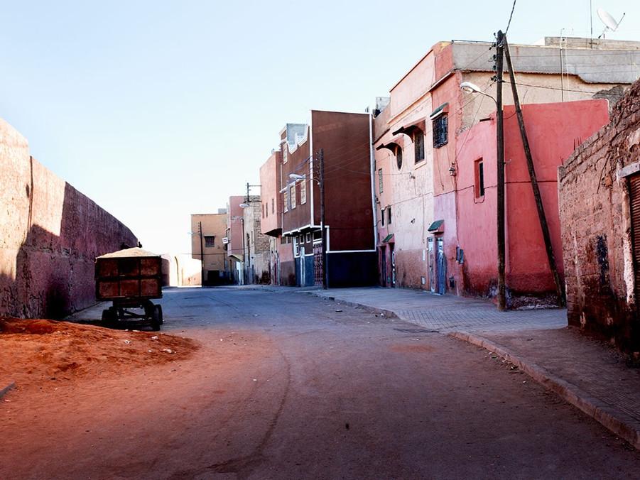 Medina_Marrakesh_Street