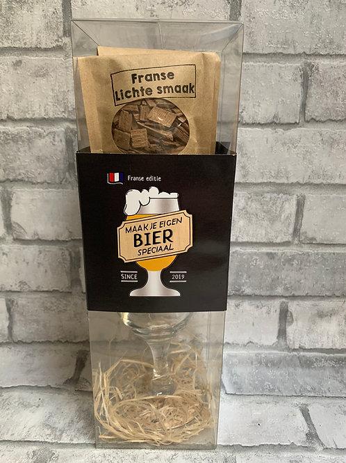 Maak je eigen bier speciaal!