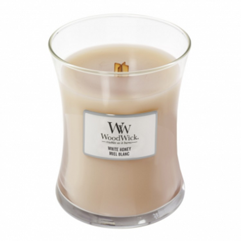 WoodWick White Honey vanaf