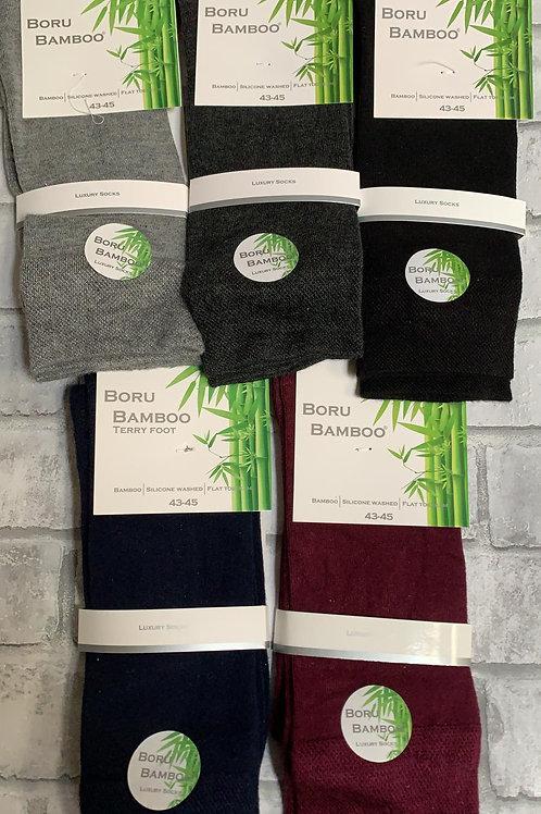 BORU bamboo sokken 43/45