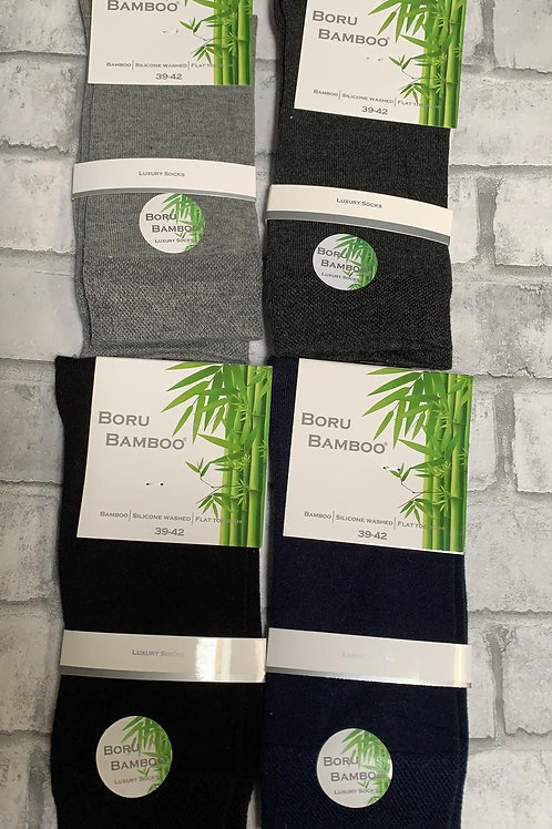 BORU Bamboo sokken 39/42