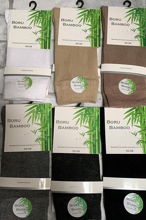 BORU Bamboo sokken 35/38