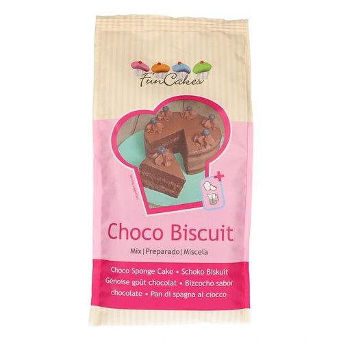 Funcakes Choco Biscuit