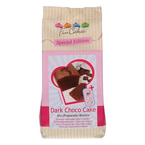 Funcakes Dark Choco Cake