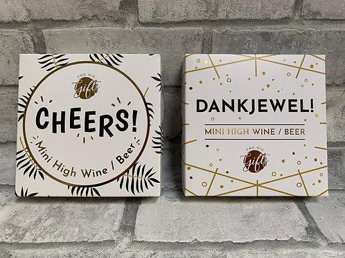 Mini High Wine / Beer