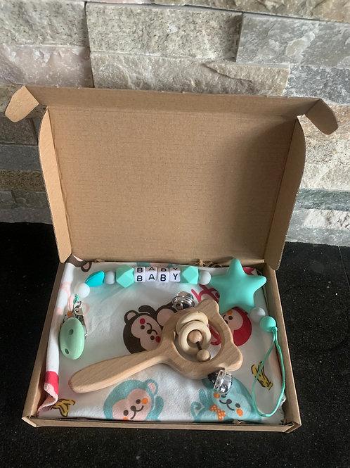 Geboorte jongen/meisje brievenbus pakket S mint vanaf