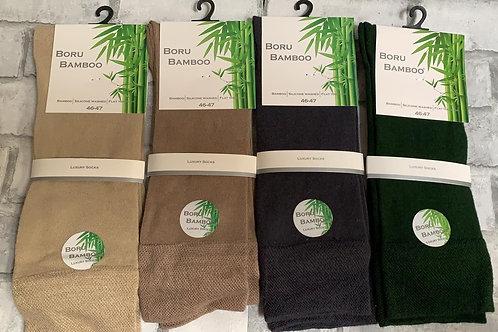 BORU Bamboo sokken 46/47