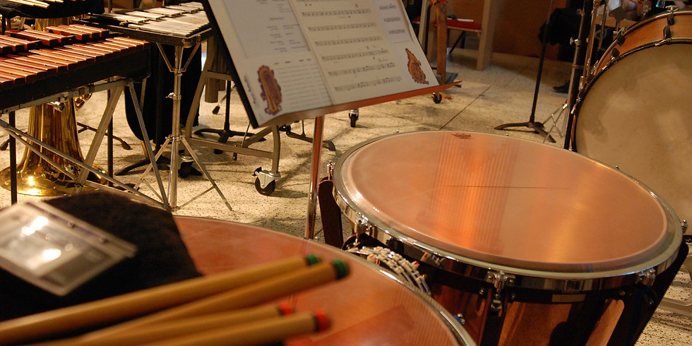 YYSO Masterclass - Percussion