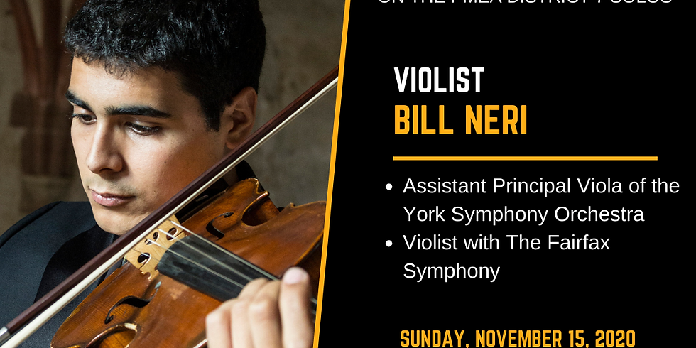 YYSO Viola Masterclass