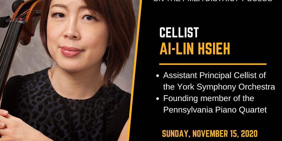 YYSO Cello Masterclass