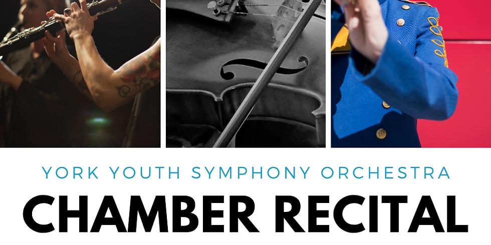 YYSO: Chamber Recital