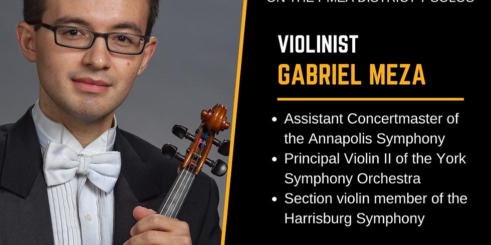 YYSO Violin Masterclass