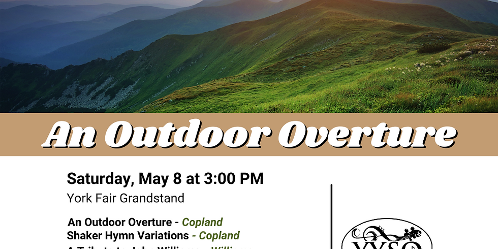 YYSO Spring Concert: An Outdoor Overture