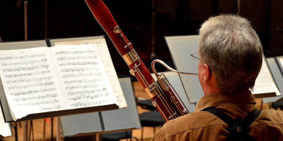 YYSO Masterclass - Double Reeds