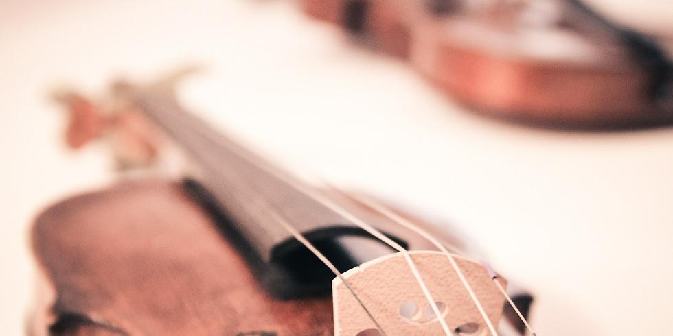 YYSO Masterclass - Violin