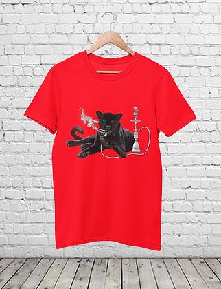 Leopard Shisha T-Shirt
