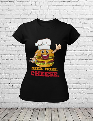 Chef Burger T-Shirt - Women