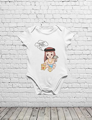 Billionaire Baby Short Sleeve