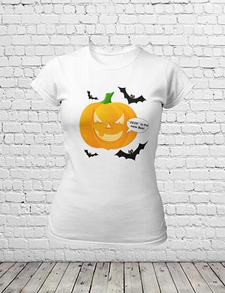 Halloween 2020 T-Shirt - Women